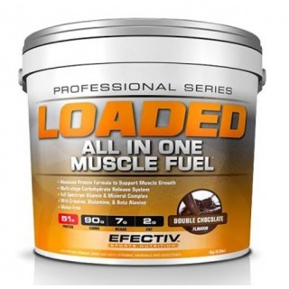 Loaded Efectiv Nutrition 4 Kg