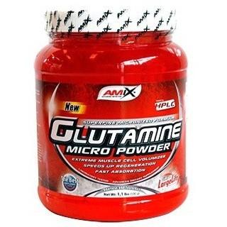 Glutamina Amix Nutrition 500 g