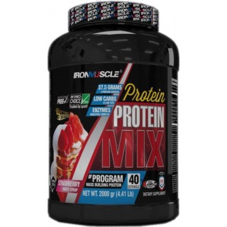Protein Mix Iron Muscle 2 Kg