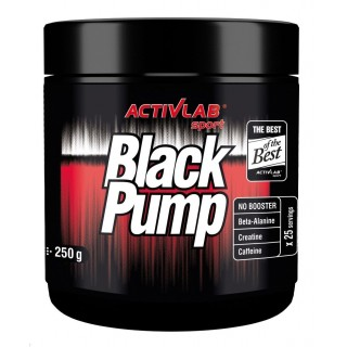 Black Pump Activlab Sport...