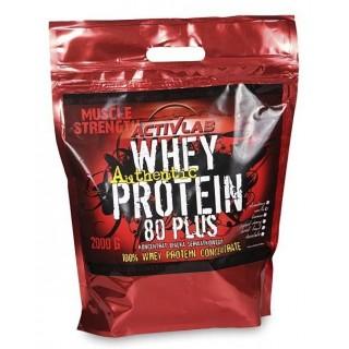 Whey Protein 80 Plus...