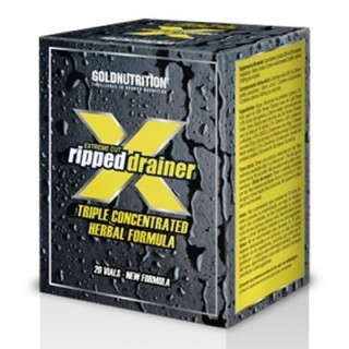 Extreme Cut Ripped Drainer...