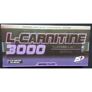 L-Carnitina 3000 + Guaraná...