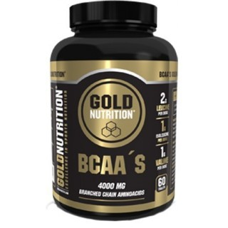 BCAA'S GoldNutrition 60 caps