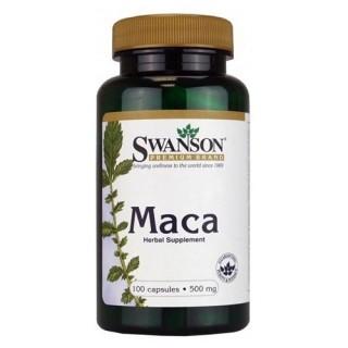 Maca 500 mg de Swanson 100...
