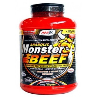 Monster Beef Amix Nutrition...