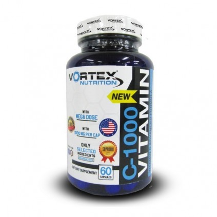 C-1000 Vitamin Vortex Nutrition 60 caps