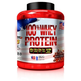 100 Whey Protein American...