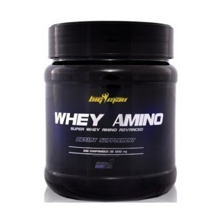 Whey Amino Big Man 300 caps
