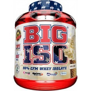 BIG ISO CFM Whey Isolate 2 Kg