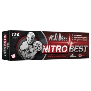 NitroBest VitoBest 120 caps