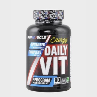 Daily Vit Iron Muscle 90 caps