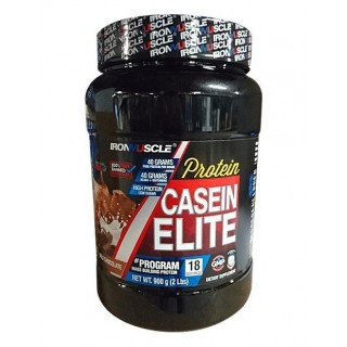 Elite Casein Iron Muscle...