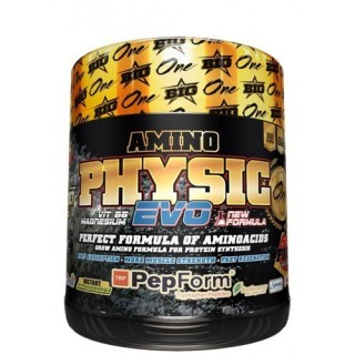 Amino Physic Evo de Big 400 gr