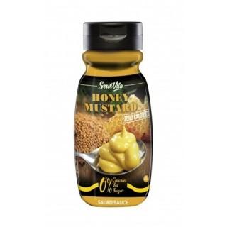 Salsa de mostaza y miel...