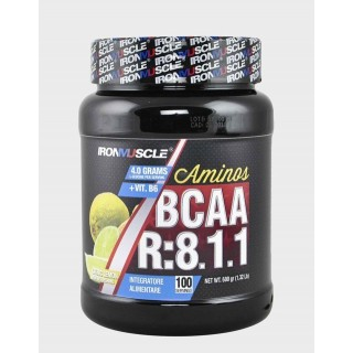 BCAA 8:1:1 Iron Muscle 600 gr