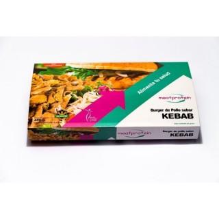 Hamburguesa Kebab Meatprotein