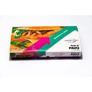 Hamburguesa Pavo Meatprotein