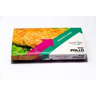 Hamburguesa Pollo Meatprotein