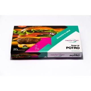 Hamburguesa Potro Meatprotein
