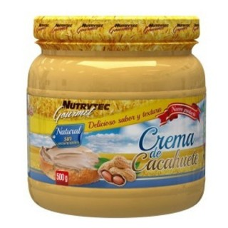 Crema de Cacahuete Nutrytec...