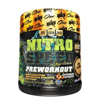 Nitro Speed Pre-Workout de...