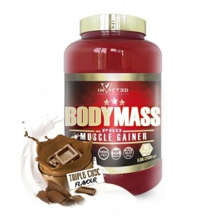 Body Mass Invicted 2,5 Kg