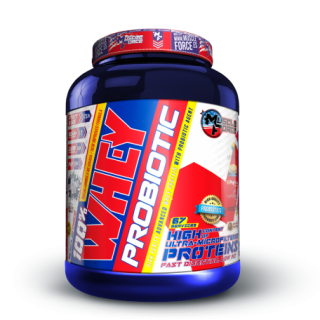 Whey Probiotic Muscle Force...