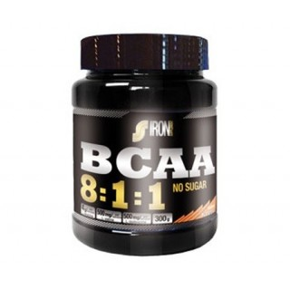 BCAA 8:1:1 Iron Supplement...