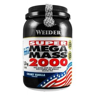 Mega Mass 2000 Weider 1,5 Kg