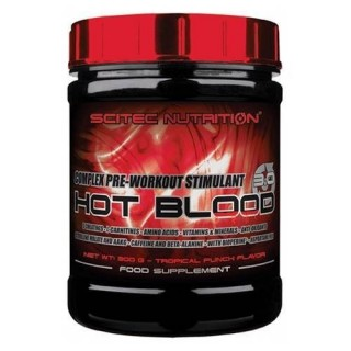Hot Blood 3.0 Scitec...